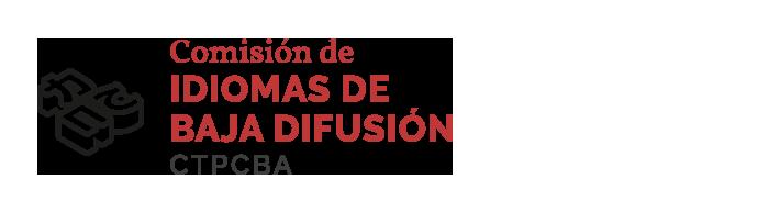 Comisión de Idiomas de Baja Difusión