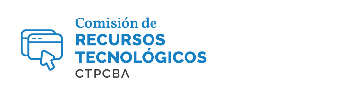 Logo de Comisión de RecursosTecnologicos
