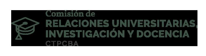 Comisión de Relaciones Universitarias, Investigación y Docencia