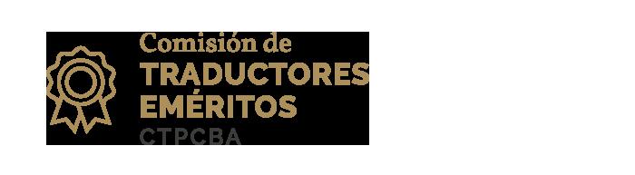 Comisión de Traductores Eméritos